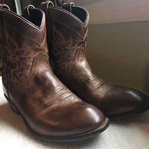 Dingo shortie western Boots